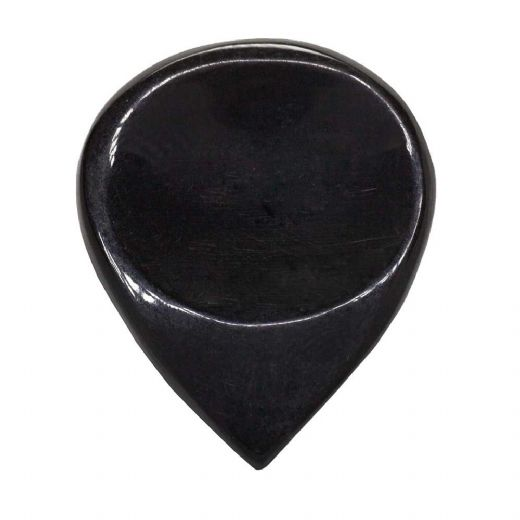 Groove Tones (old design) Black Horn 1 Guitar Pick